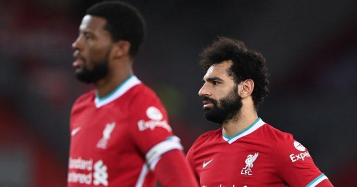Wijnaldum, Salah Liverpool TEAMtalk