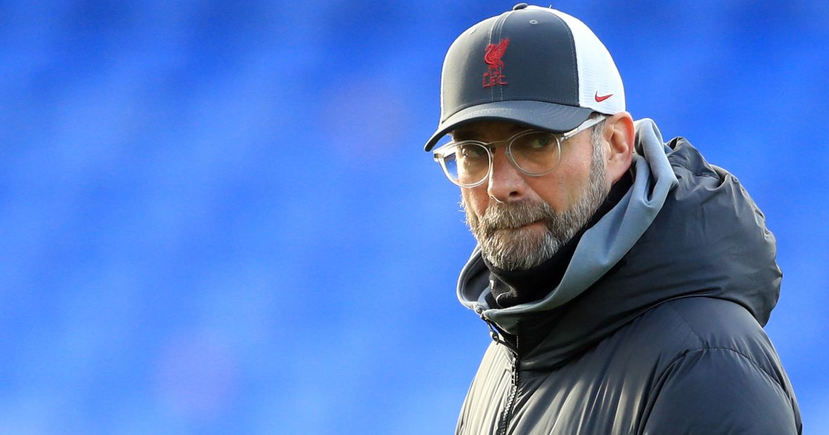 Klopp aghast by pundits over Liverpool man's Team of the Year omission