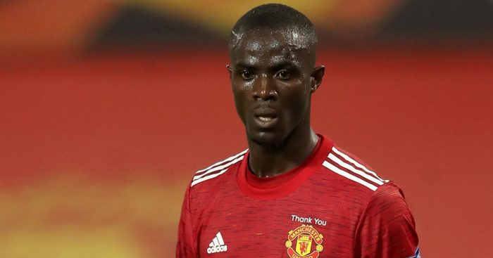 Eric Bailly, Manchester United defender