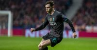 Andy Robertson Liverpool February 2020