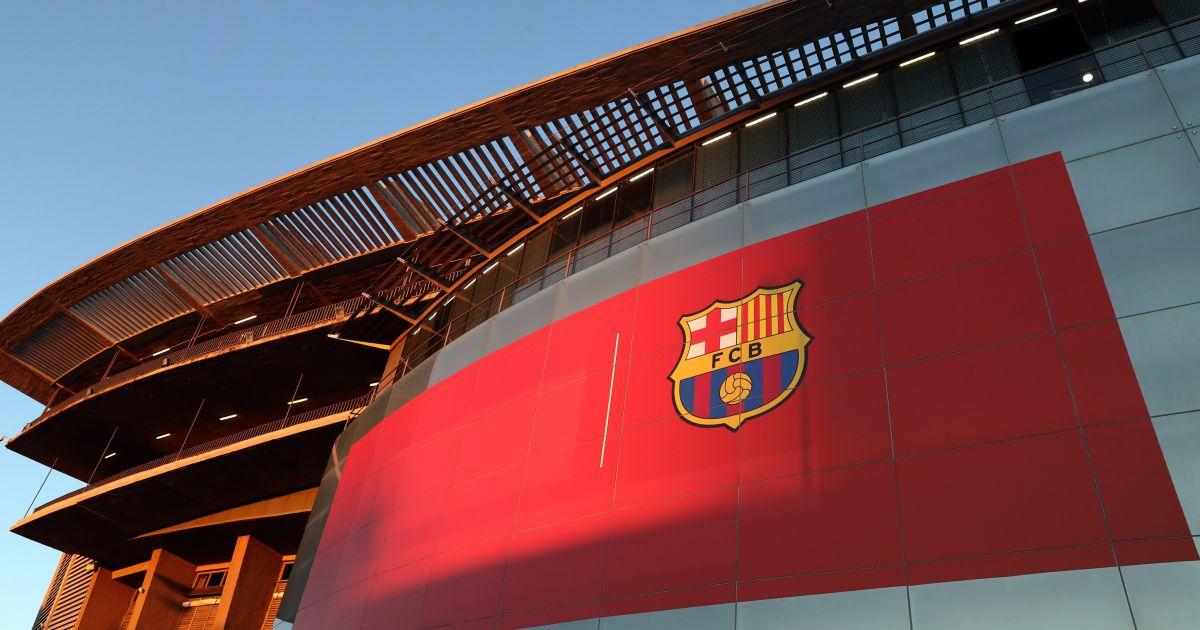 Camp Nou Barcelona October 2018
