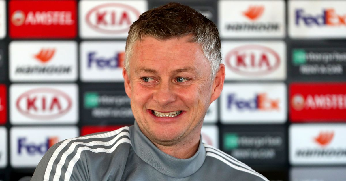 Ole Gunnar Solskjaer Man Utd press conference December 2019