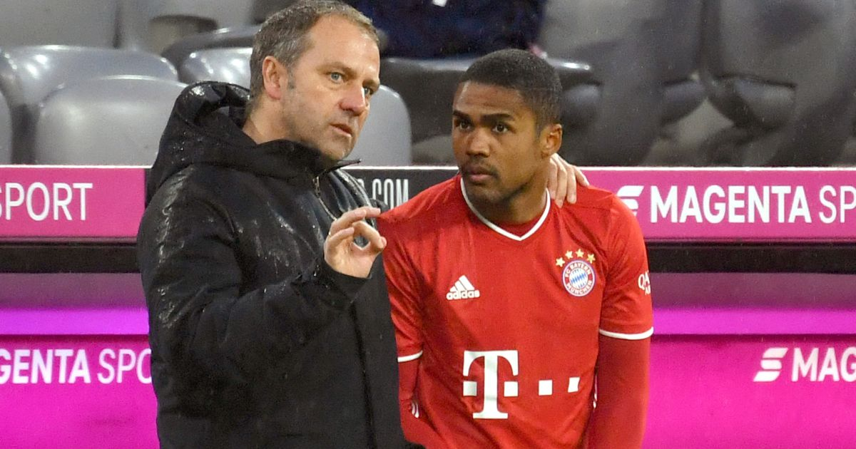 Douglas Costa TEAMtalk