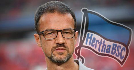 Fredi Bobic Eintracht Frankfurt's Director of Football