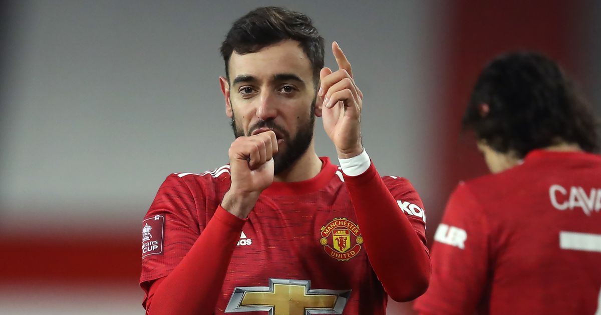 Manchester United face another £4.2m payment for Bruno Fernandes - team talk