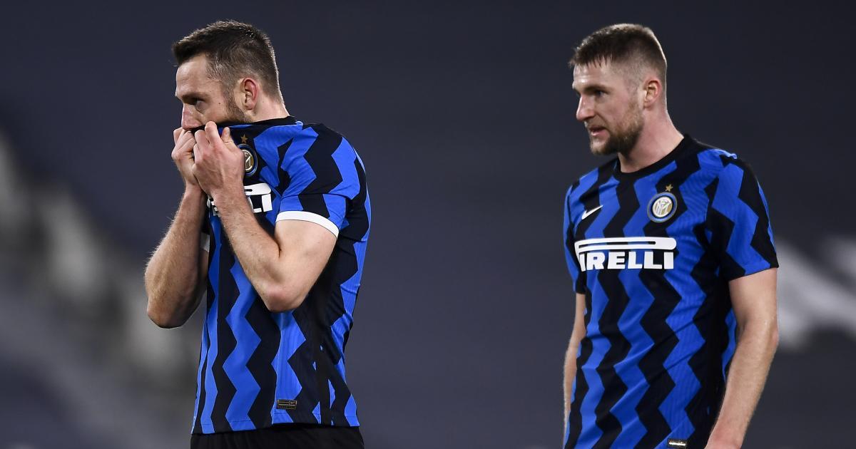 Stefan De Vrij, Milan Skriniar Inter TEAMtalk