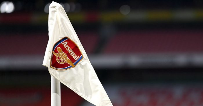 Arsenal Emirates Stadium corner flag