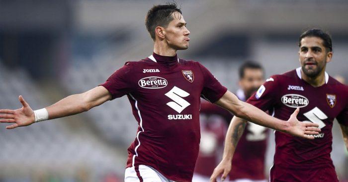 Sasa Lukic Torino midfielder