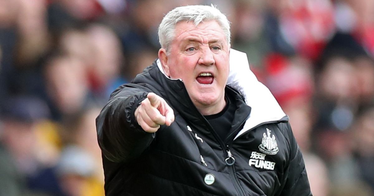 Steve Bruce digs in and makes Newcastle vow after difficult week - team talk