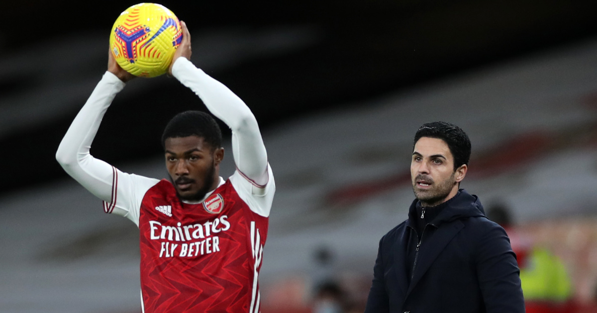 Maitland-Niles outlines future intentions after 'rotting away' at Arsenal jibe - team talk
