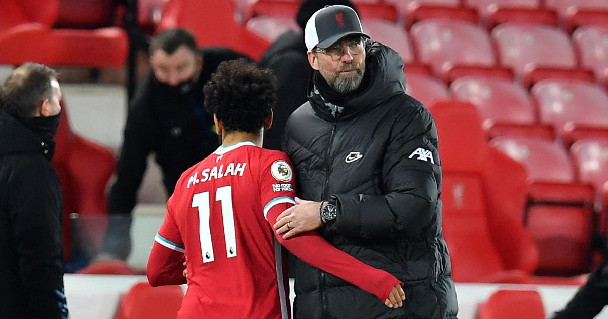 Mbappe decision to leave Liverpool future of Salah hanging in the balance - team talk