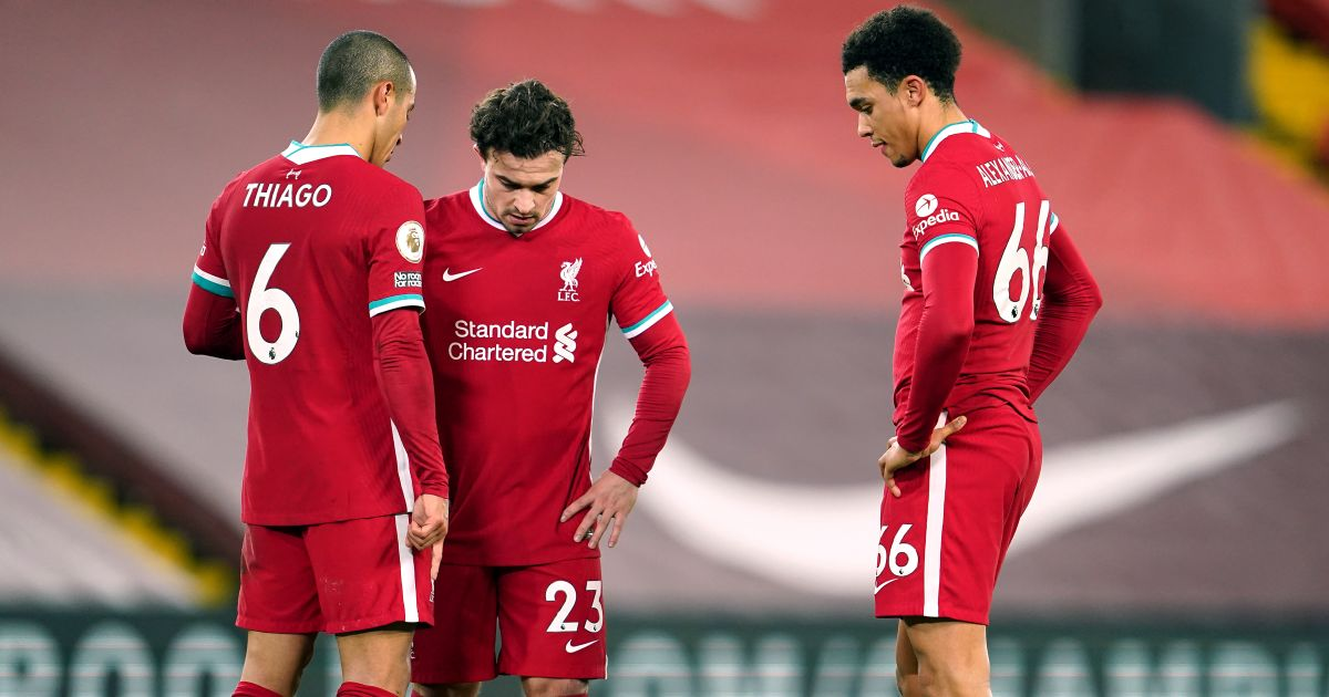 Pundit means 'no disrespect' amid scathing assessment of Klopp's Liverpool plan B - team talk