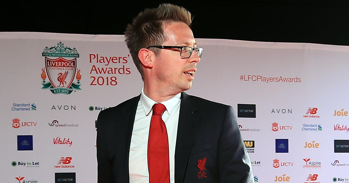 Michael Edwards Liverpool sporting director 2018