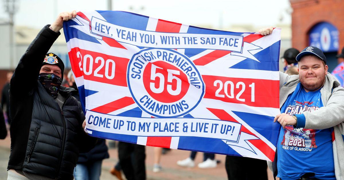 Steven Gerrard leads Rangers to first Scottish Premiership title in 10 years - team talk