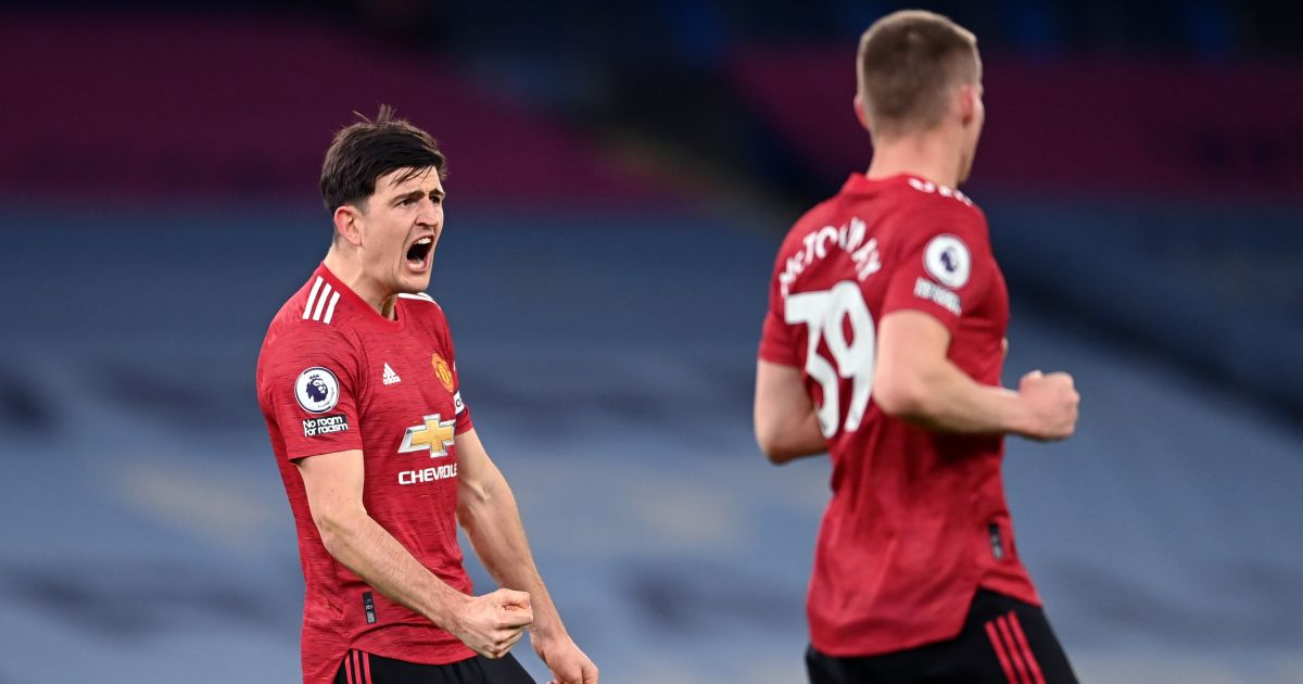 Neville notices Man Utd starting to use 'uncomfortable' tactic which can win title