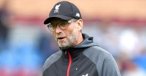 Jurgen Klopp, Liverpool at Burnley