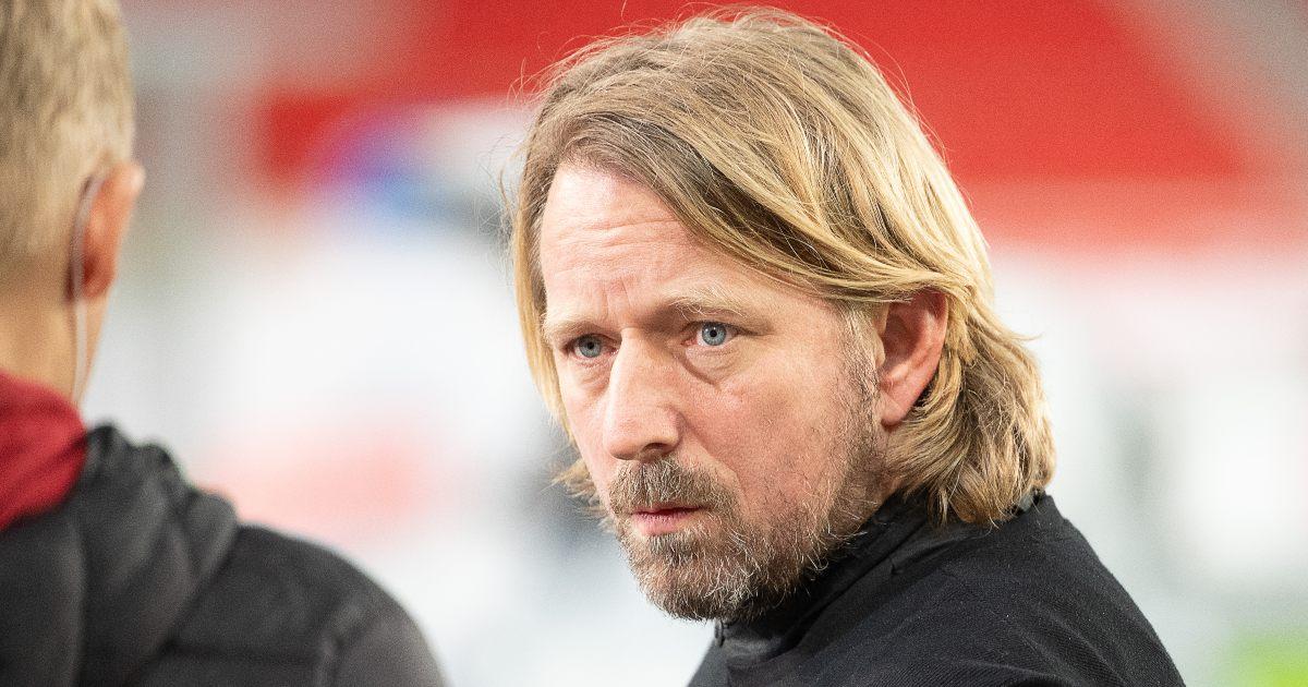 Sven Mislintat, former Arsenal technical director