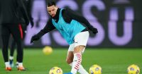 Ismael Bennacer Spezia v AC Milan February 2021