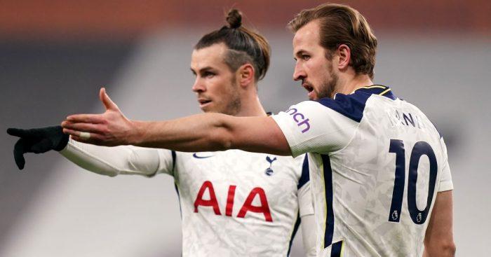 Bale Kane Tottenham TEAMtalk
