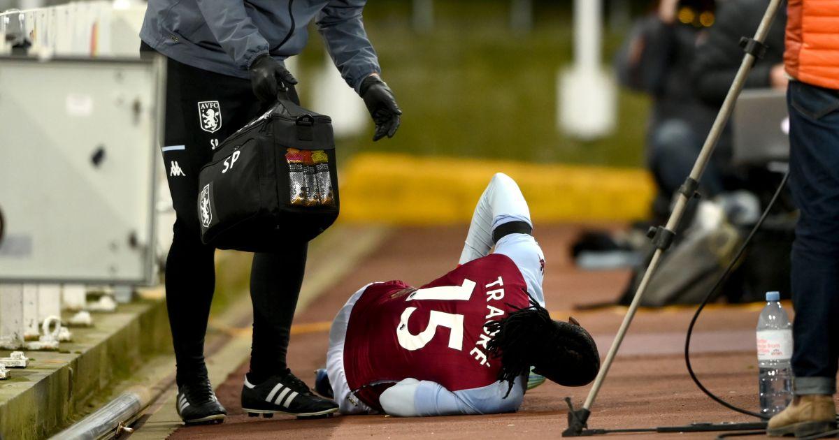 Bertrand Traore Aston Villa TEAMtalk