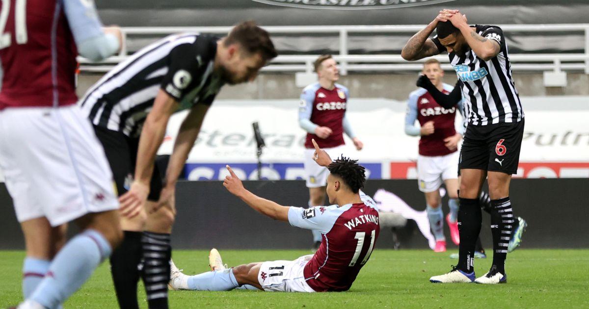 Ollie Watkins Aston Villa TEAMtalk