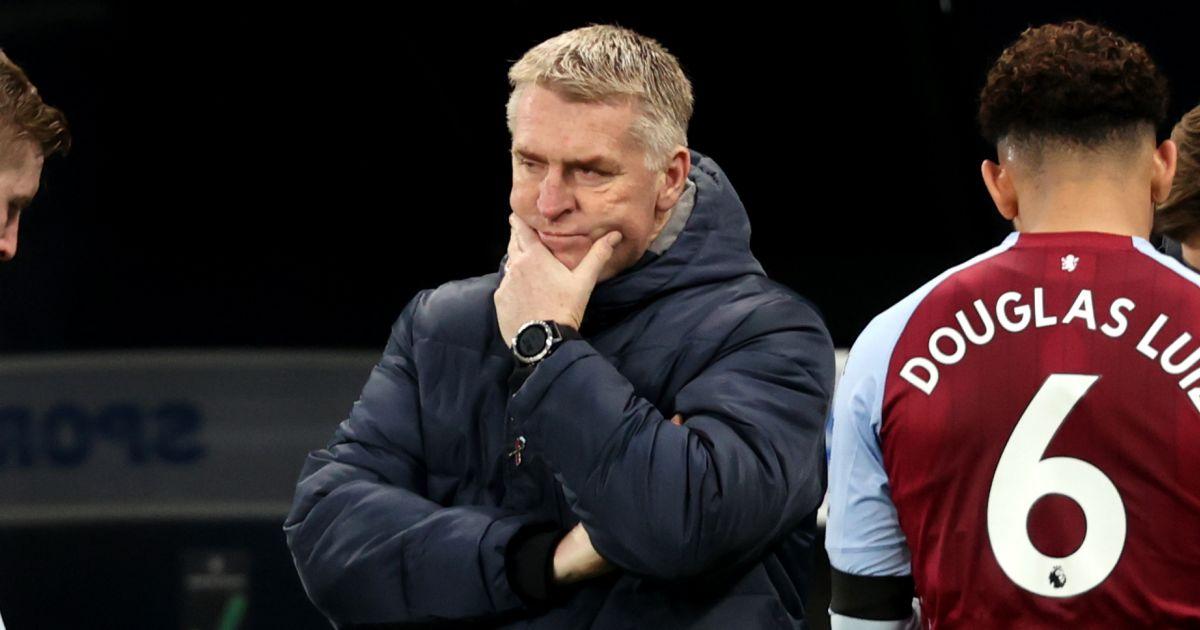 Dean Smith Aston Villa TEAMtalk
