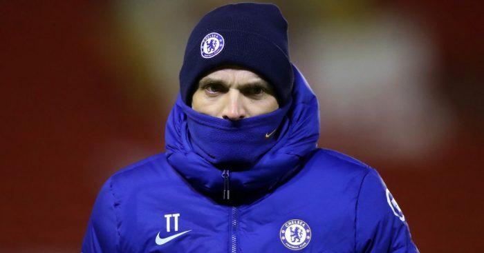 Thomas Tuchel Chelsea boss