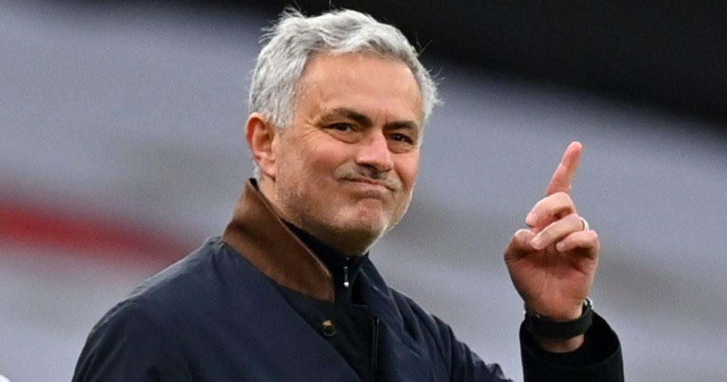 Mourinho.Tottenham.TEAMtalk
