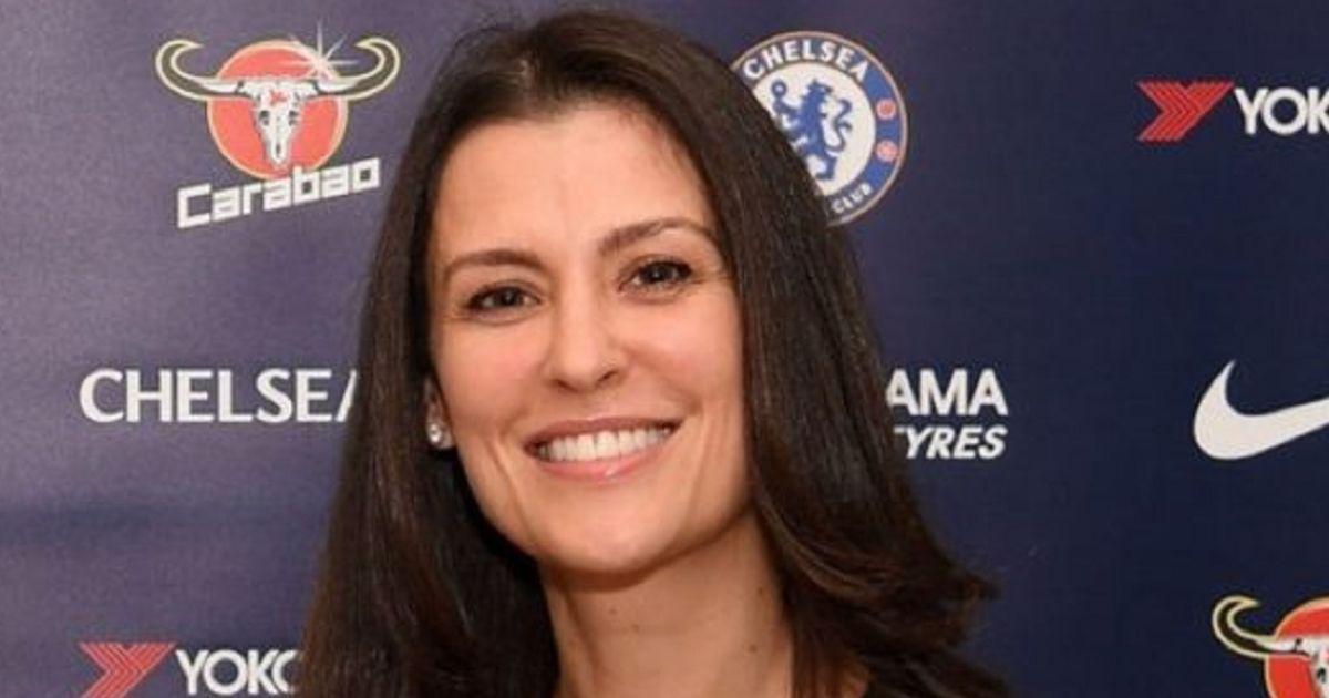 Marina Granovskaia, Chelsea - pic via Chelsea FC