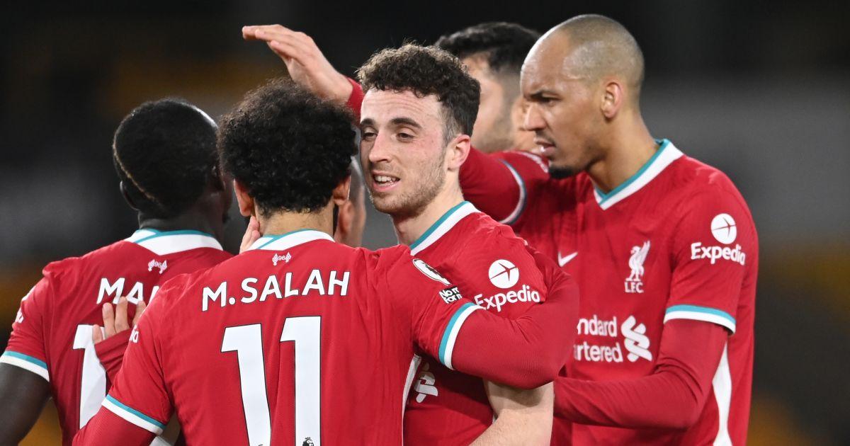 Diogo Jota Liverpool TEAMtalk