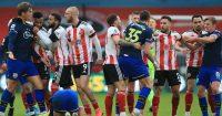 Sheff Utd v Southampton brawl