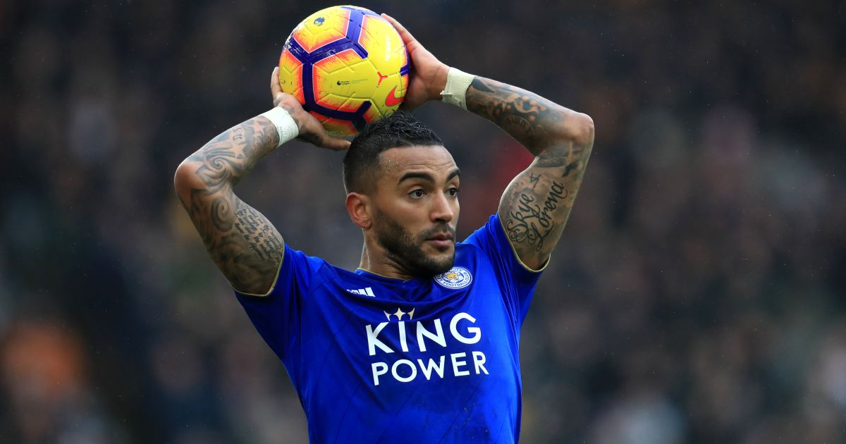 Danny Simpson Leicester