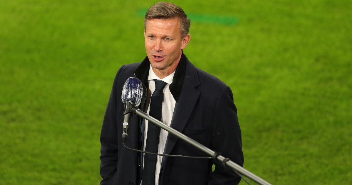 Jesse Marsch RB Salzburg manager