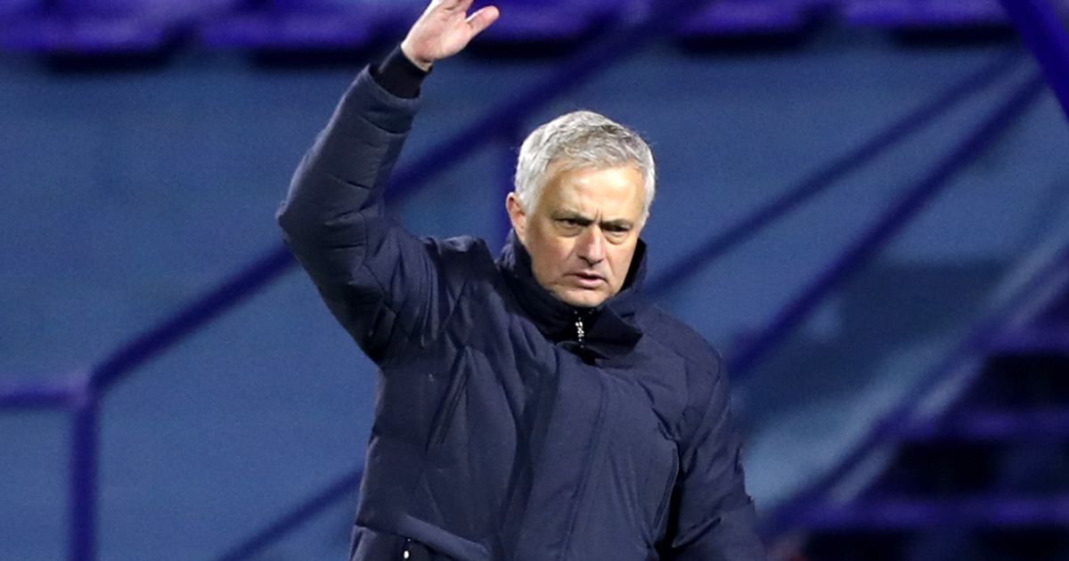 New details emerge of debate between Mourinho and Levy that led to exit - team talk