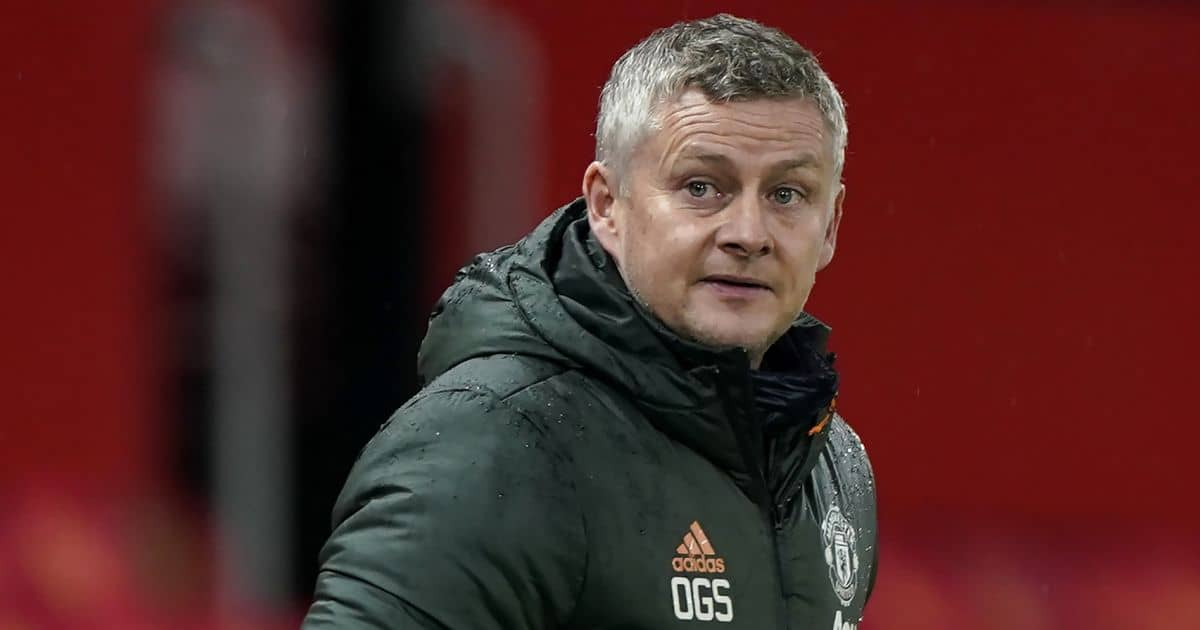 Solskjaer insists Man Utd star was given 'wake-up call' after 'lucky' moment