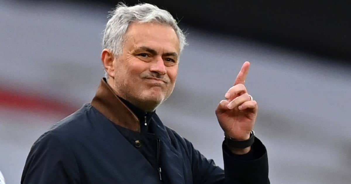 Mourinho sides with Bruno Fernandes in dig at Solskjaer on Man Utd success
