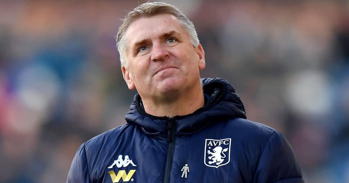 Dean Smith Villa boss