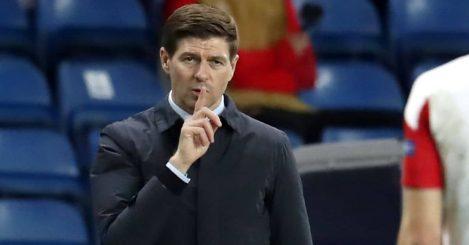 Steven Gerrard, Rangers manager, 2021