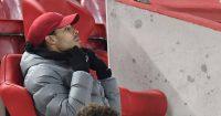 Virgil van Dijk Liverpool v Wolves December 2020