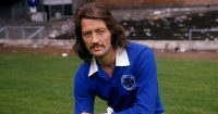 Frank Worthington, former Leicester striker