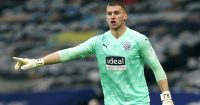 Sam Johnstone West Brom December 2020