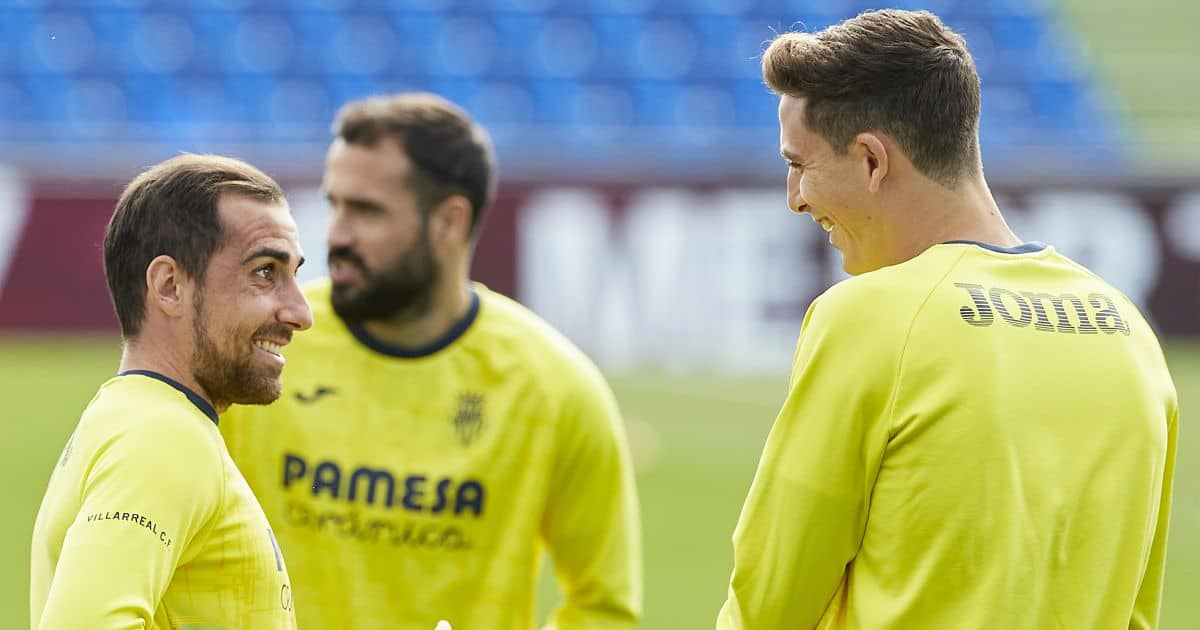 Paco Alcacer and Pau Torres