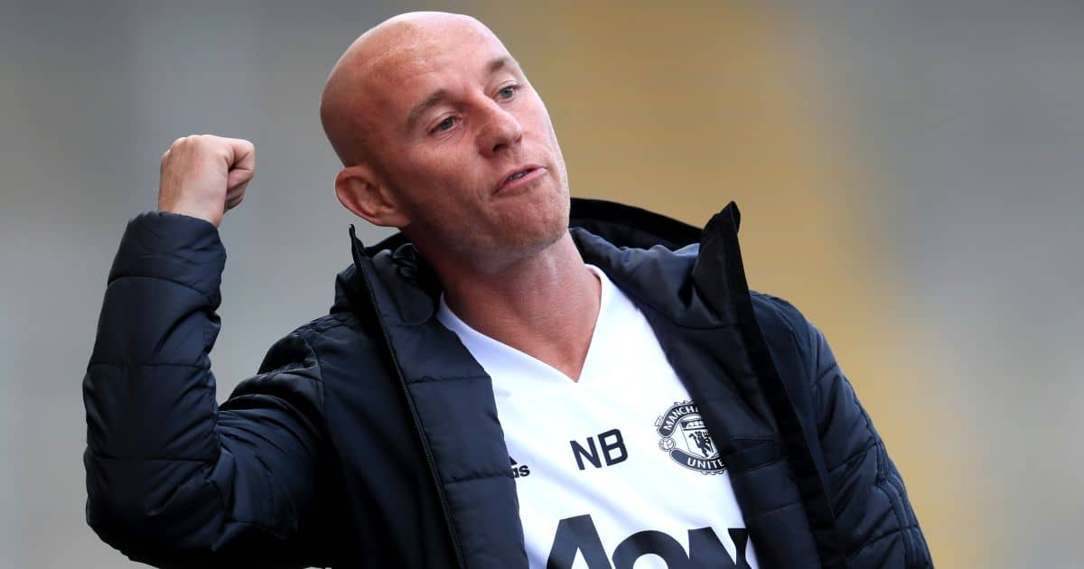 Nicky Butt comes clean on Man Utd exit and denies rumours - team talk
