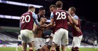 Manuel Lanzini, Jarrod Bowen Tottenham v West Ham October 2020