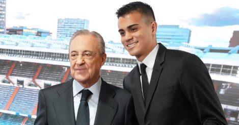 Florentino Perez, Reinier Jesus, Real Madrid