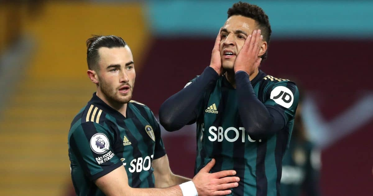 Jack Harrison, Rodrigo Moreno, Leeds Utd, TEAMtalk