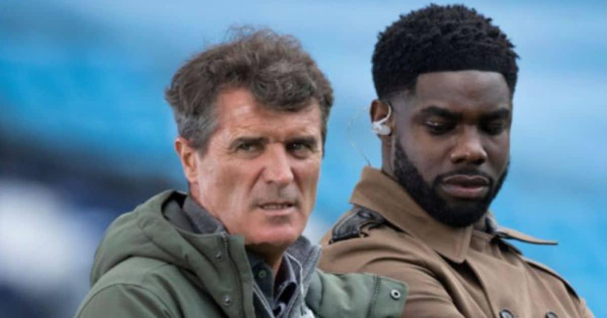 Roy Keane, Micah Richards, Sky Sports pundits