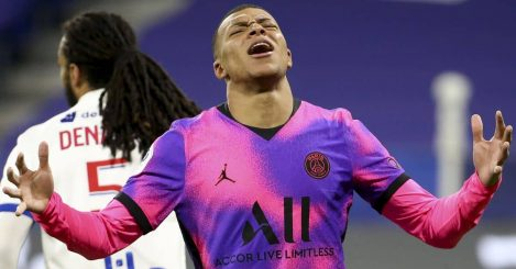 Kylian Mbappe PSG pressure