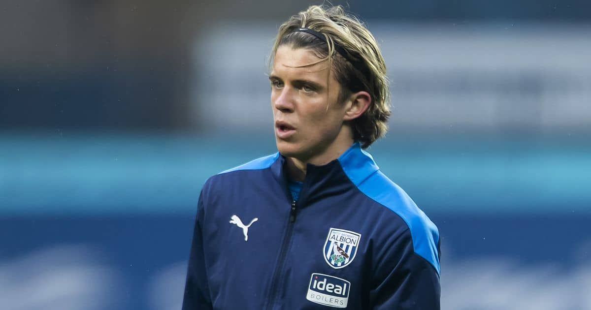 Conor Gallagher, on-loan West Brom midfielder