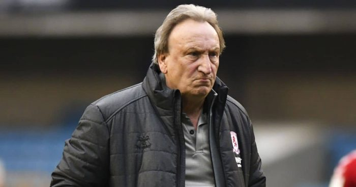 Neil Warnock TEAMtalk